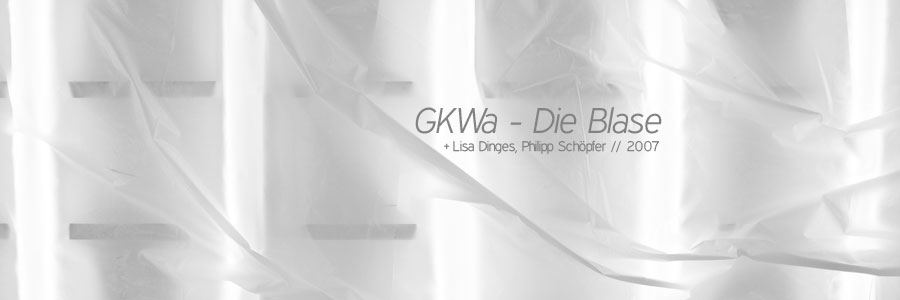 GKWA - the bubble